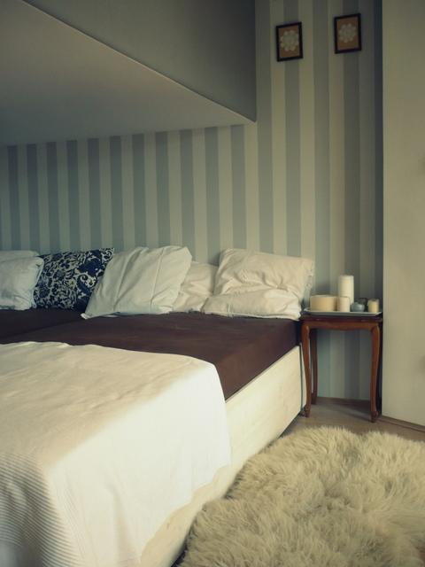 aranżacja sypialni w Monachium 1