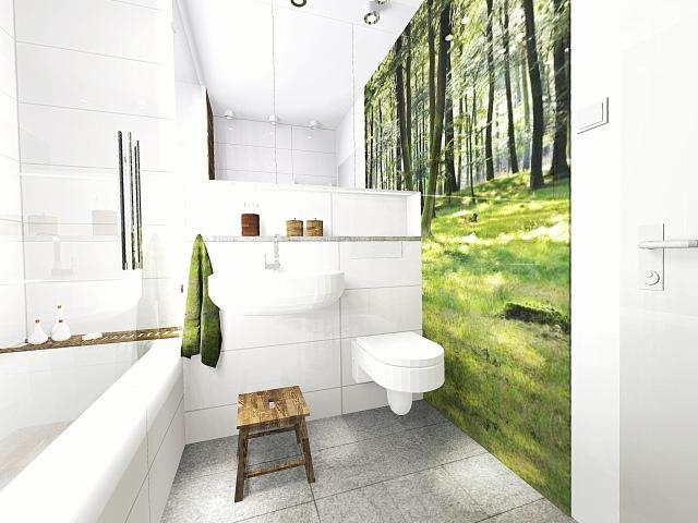łazienka w Monachium, 2 piętro, 2