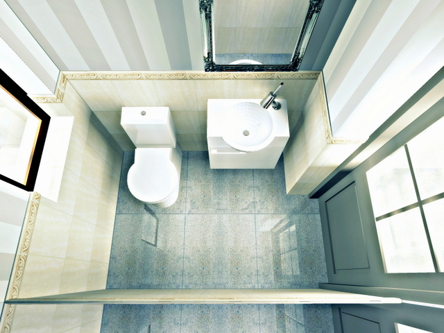 toaleta w Bielsku