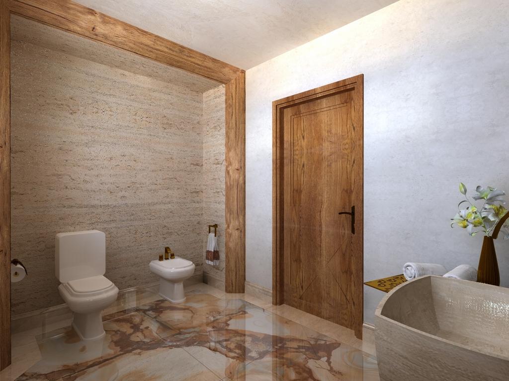 elegancka toaleta, 2 piętro, 2
