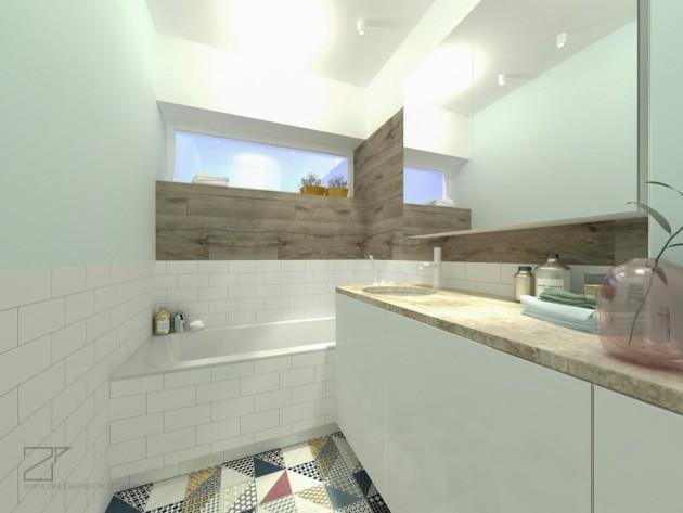łazienka pastelowa, 2 piętro (3)