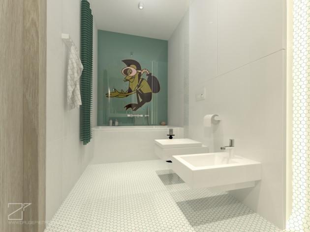 bajkowa łazienka, 2 piętro (2)