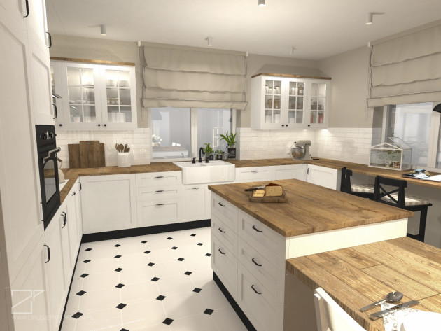 Projekty Kuchni 2 Piętro