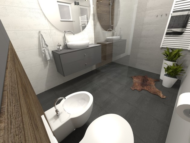 szara łazienka, 2 piętro (3)